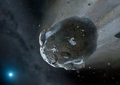 Créditos: Mark A. Garlick, Space-art.co.uk / University of Warwick / University of Cambridge.