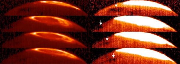 A Grande Mancha Fria de Júpiter.