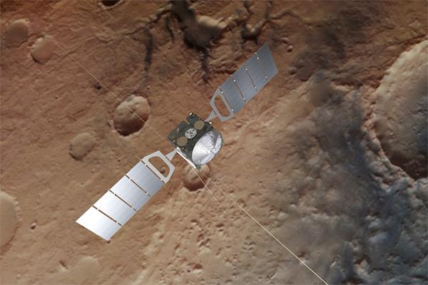 Mars Express.