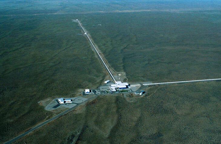 LIGO - Hanford.
