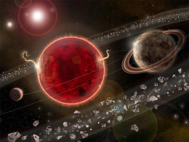 Possível descoberta de uma super-Terra a orbitar Proxima Centauri