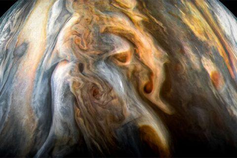 Missão Juno da NASA lança luz sobre o mistério da água de Júpiter