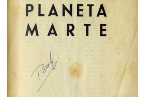O planeta Marte, de Agostinho da Silva
