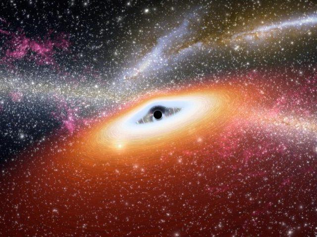 """Como """"semear"""" buracos negros supermassivos no Universo jovem"""