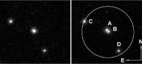 Estrelas isoladas no bojo da Via Láctea