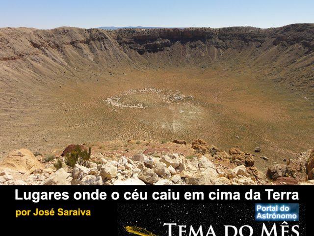 Lugares onde o céu caiu em cima da Terra