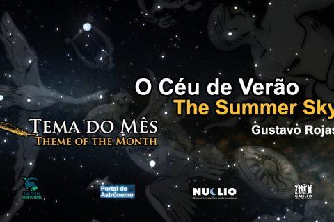 O Céu de Verão