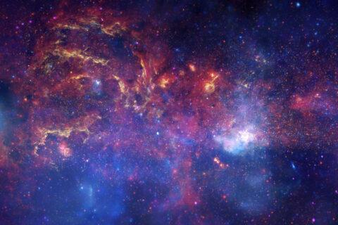 Sonificação de dados: Os sons da Via Láctea