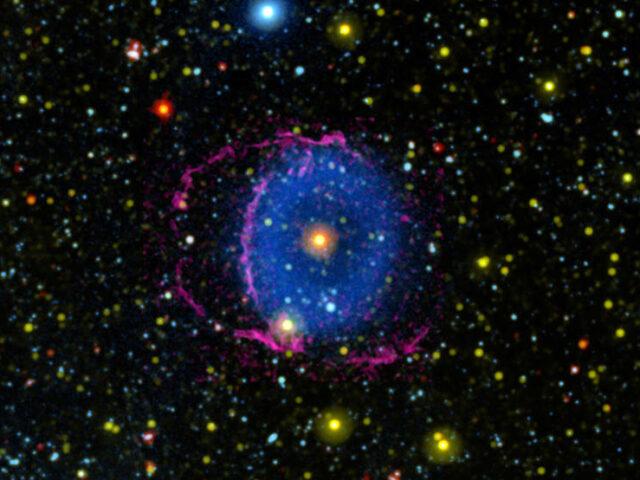Resolvido mistério cósmico com 16 anos, revelando elo estelar perdido