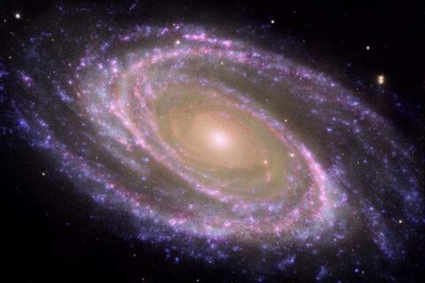 Identificada a origem das primeiras estruturas formadas em galáxias como a Via Láctea