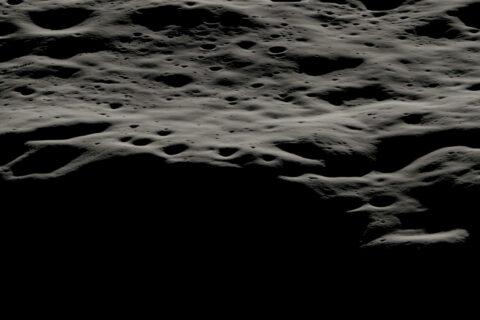 VIPER da NASA vai pousar perto da região Nobile no Polo Sul da Lua