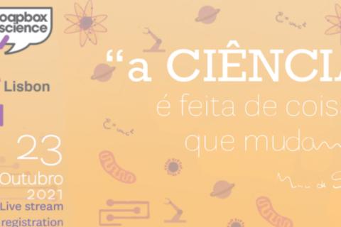 O Soapbox Science Lisboa está de volta!