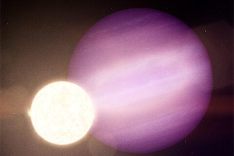 Astrónomos detetam possível planeta intacto a orbitar uma anã branca