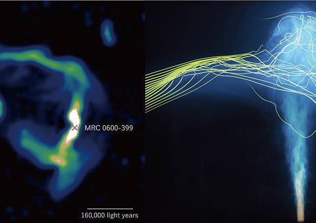 Um mapa oculto do invisível universo magnético