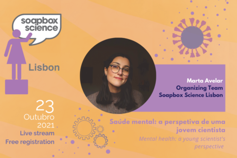 Saúde mental: perspetiva de uma jovem cientista